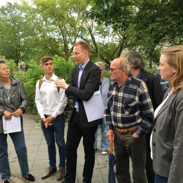 Aussagen der politischen Parteien zum Thema Bebauung in Blankenburg
