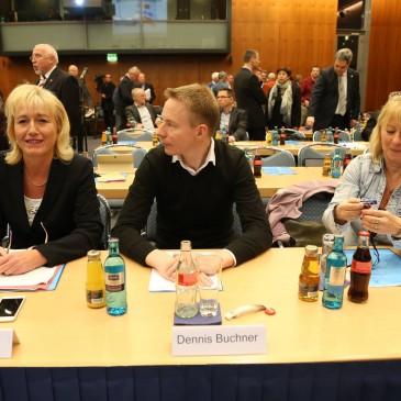 Mitgliederversammlung des Landessportbunds Berlin
