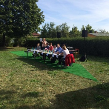 Podiumsdiskussion zur Zukunft der Anlage Blankenburg