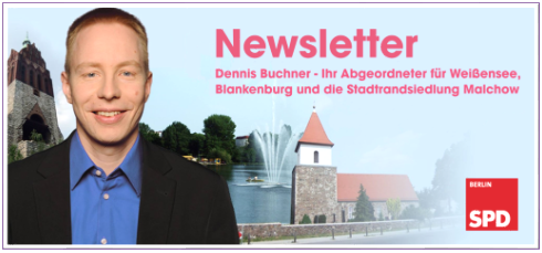 Newsletter im April