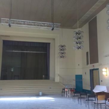 "Bericht vom Stadtteiltag: Was passiert am Kulturhaus ""Peter Edel""?"