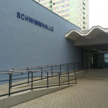 Frühschwimmen in der Schwimmhalle Thomas-Mann-Str. ab September wieder möglich
