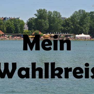 Mein Wahlkreis – Die Sporthalle am Weißen See