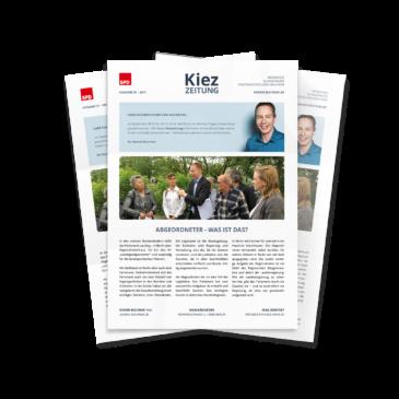 Neue Kiezzeitung: Neue Schulen für Blankenburg, Erhalt von Kleingärten, Jahreskalender 2019