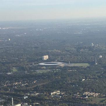 Was bewegt Sport-Berlin? Ein neues Stadion für Hertha BSC?