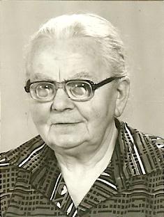 Erinnerung an die Blankenburgerin Marie Grünberg