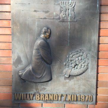 50 Jahre Kniefall von Warschau