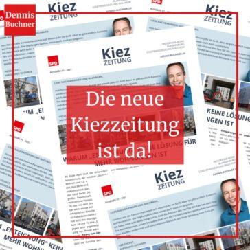 Die neue Kiezzeitung ist da!