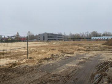 Baufortschritt Dezember 2020