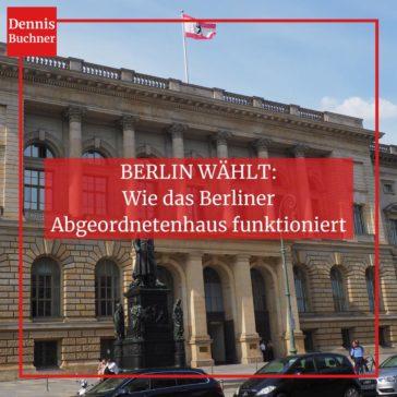 """Zu Gast beim Podcast """"BERLIN WÄHLT"""""""