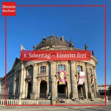 Eintritt frei in über 30 Berliner Museen